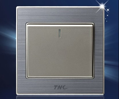 钢架引潮流 TNC电工新品开关插座Z6系列震撼上市