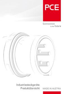 必胜易(PCE)工业插座产品手册