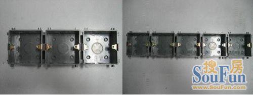 开关插座 插座联体方式 TCL-罗格朗3
