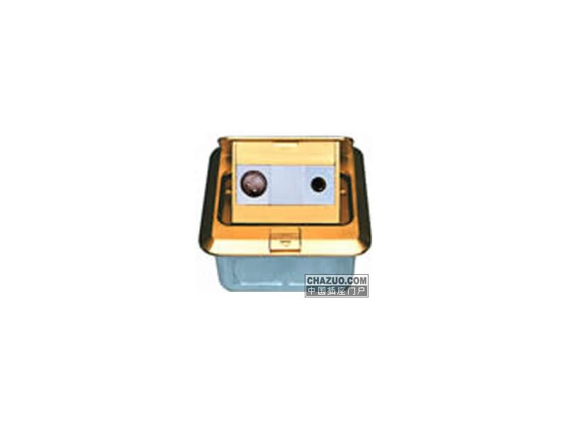 湖南梅兰日兰(meilanrilan)一位卡农+一位话筒插座 LXDC-8T-11