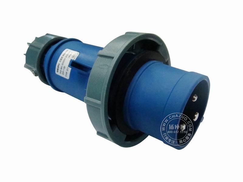 威浦(Weipu)IP67工业用插头3芯(16A220V) 171