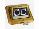 品牌:正旦 Zhengdan 名称:二位卡浓(孔式)插座 型号:DHT-120F-16
