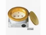 品牌:正旦 Zhengdan&#10名称:三位电话插座&#10型号:DHL-130Y-2