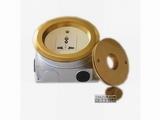 品牌:正旦 Zhengdan&#10名称:一位多功能插座&#10型号:DHLB-130Y-4