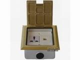 品牌:正旦 Zhengdan 名称:一位多功能插座+一位安普数据插座 型号:DHK-127F-5