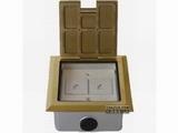 品牌:正旦 Zhengdan 名称:二位电话插座 型号:DHK-127F-6
