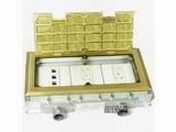 品牌:正旦 Zhengdan&#10名称:三位86型(连面板插座)&#10型号:DHK-320F-1