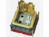 品牌:JOHO JOHO&#10名称:两位网络+五孔电源布线盒&#10型号:DAC-610/G2