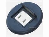 品牌:JOHO JOHO&#10名称:两位弱电地面插座&#10型号:DHM-118/S