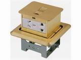 品牌:JOHO JOHO 名称:双五孔电源地面插座 型号:DCT-629/GB