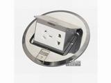 品牌:JOHO JOHO 名称:五孔电源不锈钢圆形地面插座 型号:DCT-150/YBX