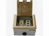 品牌:正旦 Zhengdan 名称:一位二极插座 +一位多功能插座+三位安普数据插座 型号:DHK-145F-3
