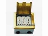 品牌:飞利富 Feilifu&#10名称:六位万用电源地面插座&#10型号:HTD-180