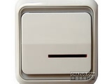 品牌:西蒙 Simtone&#10名称:一位单控大板开关带灯&#10型号:60104-60