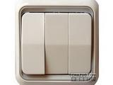 品牌:西蒙 Simtone 名称:三位双控大板开关 型号:60371-50