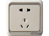 品牌:西蒙 Simtone&#10名称:五孔插座&#10型号:60445-50