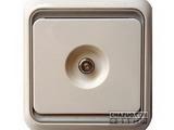 品牌:西蒙 Simtone 名称:防雷电视插座 型号:60475-50