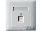 品牌:西蒙 Simtone&#10名称:电脑插座&#10型号:55218S