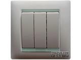 品牌:西蒙 Simtone&#10名称:三位单控开关&#10型号:59031