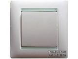 品牌:西蒙 Simtone&#10名称:一位双控开关&#10型号:59012
