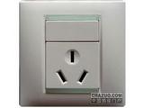 品牌:西蒙 Simtone 名称:16A 三孔空调插座 型号:59681