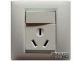品牌:西蒙 Simtone&#10名称:16A 三孔带开关空调插座&#10型号:59682