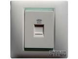 品牌:西蒙 Simtone&#10名称:电话插座&#10型号:59214