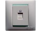 品牌:西蒙 Simtone&#10名称:电脑插座&#10型号:59218
