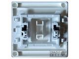 品牌:西门子 Siemens&#10名称:内键扣板背面&#10型号: 5TG6201