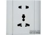 品牌:TCL-罗格朗 TCLLegrand&#10名称:复合多功能五孔插座&#10型号:L426/10USU