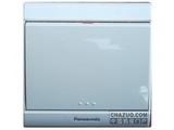 品牌:松下 Panasonic 名称:一位单控开关 型号:WMS501