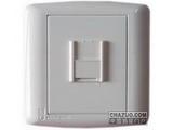 品牌:梅兰日兰 Meilan&#10名称:电话插座&#10型号:U800TL