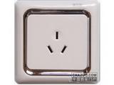 品牌:朗能 Lonon&#10名称:三极空调插座&#10型号:NB12163