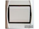 品牌:TCL-罗格朗 TCLLegrand&#10名称:一位双控大按钮开关&#10型号:S31/2/3B