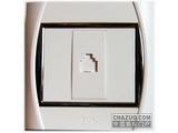 品牌:TCL-罗格朗 TCLLegrand 名称:电脑插座 型号:SC01