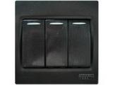 品牌:西门子 Siemens 名称:三位双控带荧光跷板开关 型号:5TA0 794-3NC3