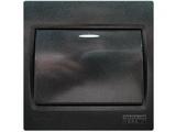 品牌:西门子 Siemens 名称:一位双控带荧光超跷板开关 型号:5TA0 734-3NC3