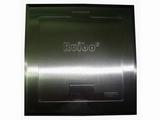 品牌:瑞博 Ruibo 名称:不锈钢开启式地面插座 型号:RDC-120B