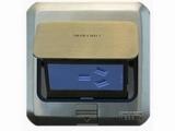 品牌:西蒙 Simtone 名称:铜面16A三孔地面插座 型号:TD120-F24