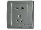 品牌:西蒙 Simtone 名称:五孔插座 型号:C51084A