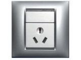 品牌:西蒙 Simtone 名称:16A三孔 插座 型号:59681