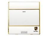 品牌:世耐尔 SINEL 名称:一位单控带LED灯开关 型号:S600/31/1LED
