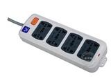 品牌:公牛 BULL&#10名称:插座 总控8联5米万用插座&#10型号: