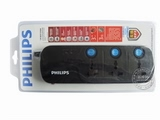 品牌:飞利浦 PHILIPS 名称:三位分控电源转换器 型号:SPN2231WA/93