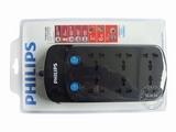 品牌:飞利浦 PHILIPS 名称:插线板双核六联防过载防触电接线板 型号:SPN2263WA/93