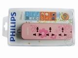 品牌:飞利浦 PHILIPS&#10名称:三位电源转换器&#10型号:SPN2311WA/93-c