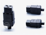 品牌:奥盛 Aosens&#10名称:16A IEC-C19服务器专用插头插座&#10型号:AS-SS-809