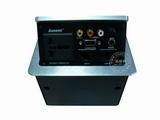 品牌:奥盛 Aosens 名称:弹起式单电源桌面插座(机箱) 型号:AS-220Y