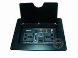 品牌:奥盛 Aosens&#10名称:开启隐藏式桌面插座&#10型号:JS-600