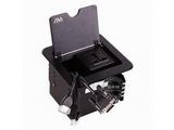 品牌:奥威亚 AVA&#10名称:开启抽线式桌面插座&#10型号:CZ-CXH-111